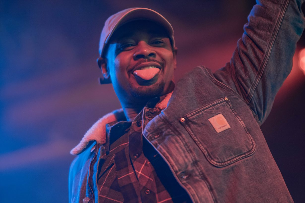 Danny Brown March 12 2018. Photo by Kevin Baker. Chicago Il  27 1230x820 Danny Brown and Joey Purp Get the Crowd Bouncing at Goose Islands 312 Day at House of Vans