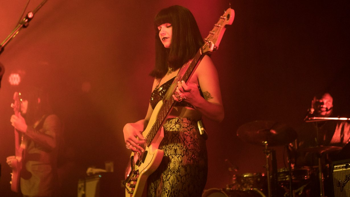 DSC03693 1230x692 Khruangbin Brings Epic Chill with First of Two Sold Out Lincoln Hall Shows