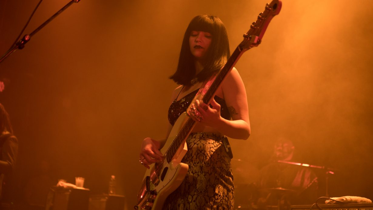 DSC03705 1230x692 Khruangbin Brings Epic Chill with First of Two Sold Out Lincoln Hall Shows