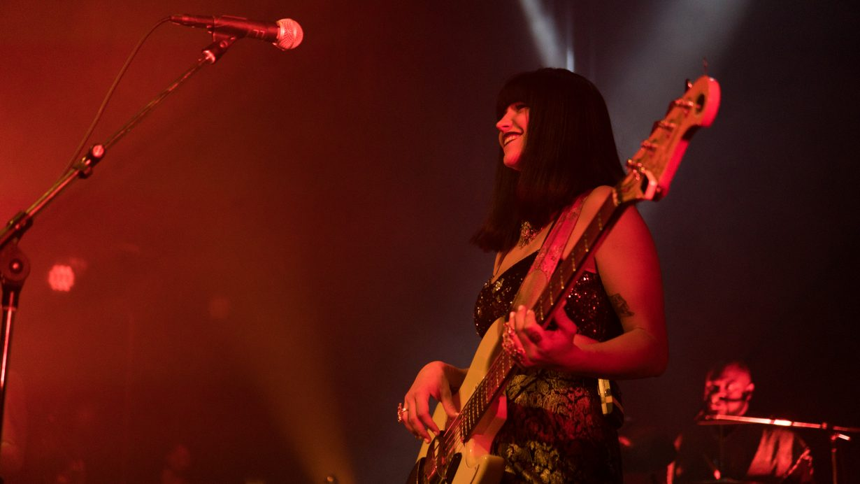 DSC03711 1230x692 Khruangbin Brings Epic Chill with First of Two Sold Out Lincoln Hall Shows