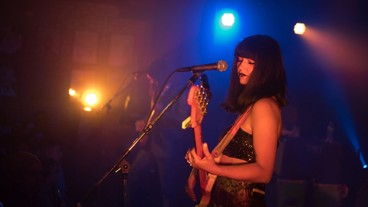 DSC03729 1230x692 Khruangbin Brings Epic Chill with First of Two Sold Out Lincoln Hall Shows