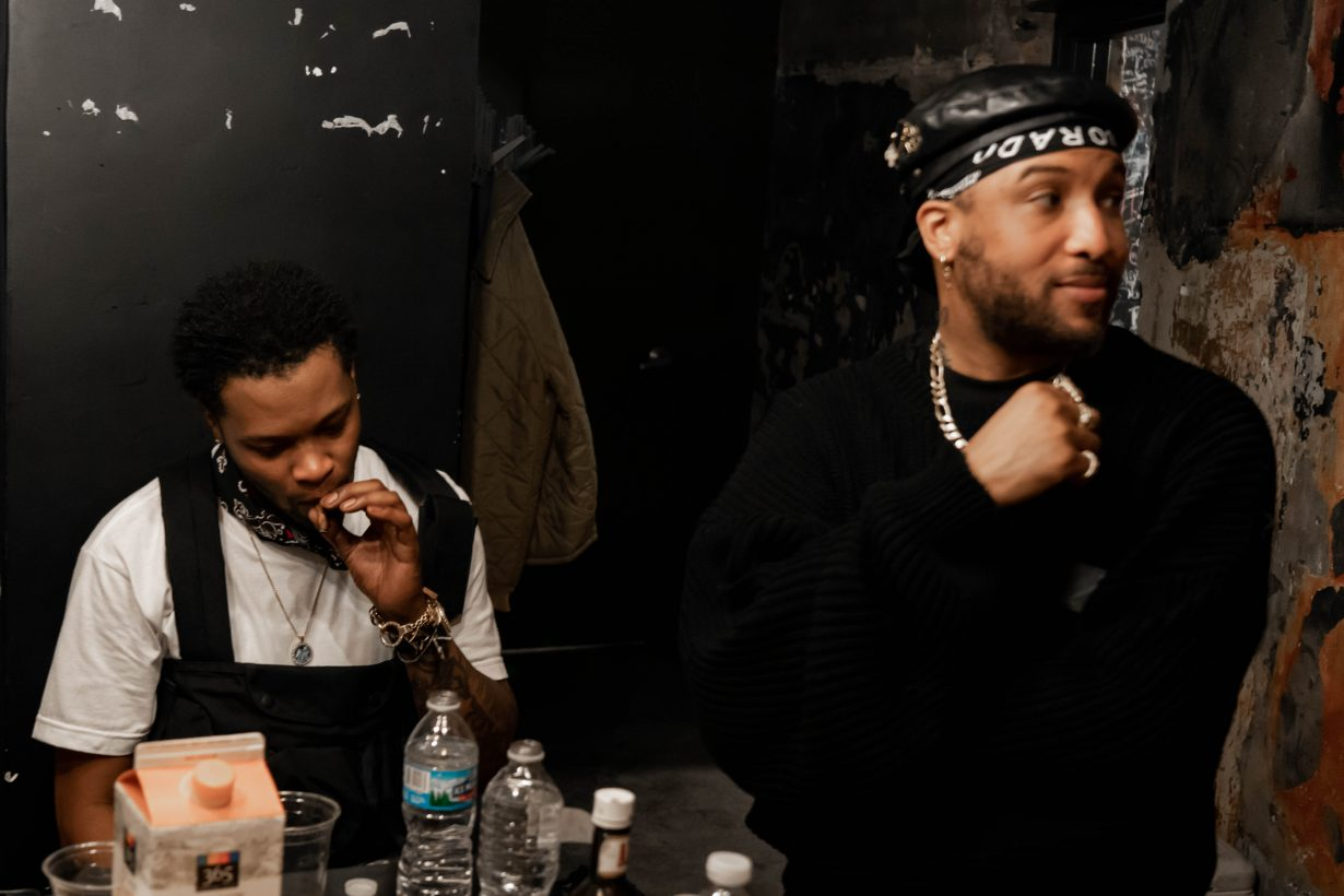 BJ The Chicago Kid and Ro James. Lincoln Hall. Chicago IL. 2018. Photo by Kevin Baker. Chicago Il 3 1230x820 The RnB Tour with Ro James and BJ The Chicago Kid Delivers Melodies from Lincoln Hall