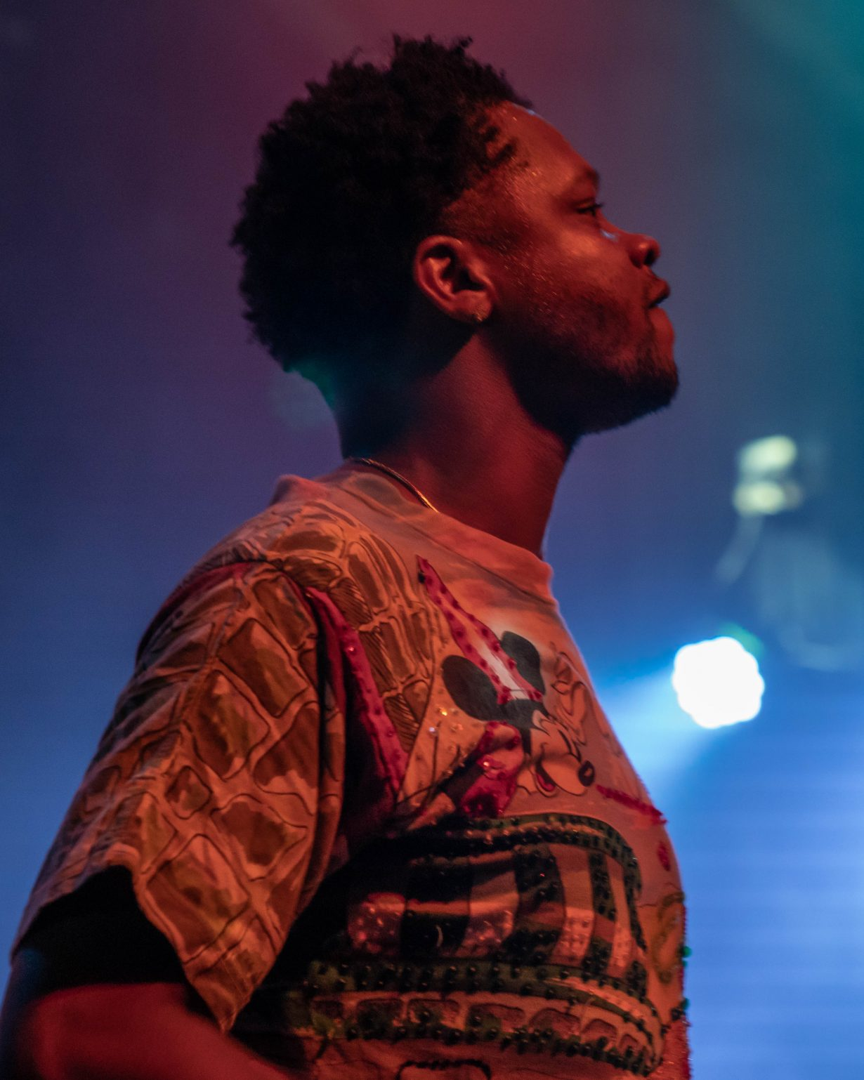 BJ The Chicago Kid. Lincoln Hall. Chicago IL. 2018. Photo by Kevin Baker. Chicago Il 4 1 1230x1538 The RnB Tour with Ro James and BJ The Chicago Kid Delivers Melodies from Lincoln Hall