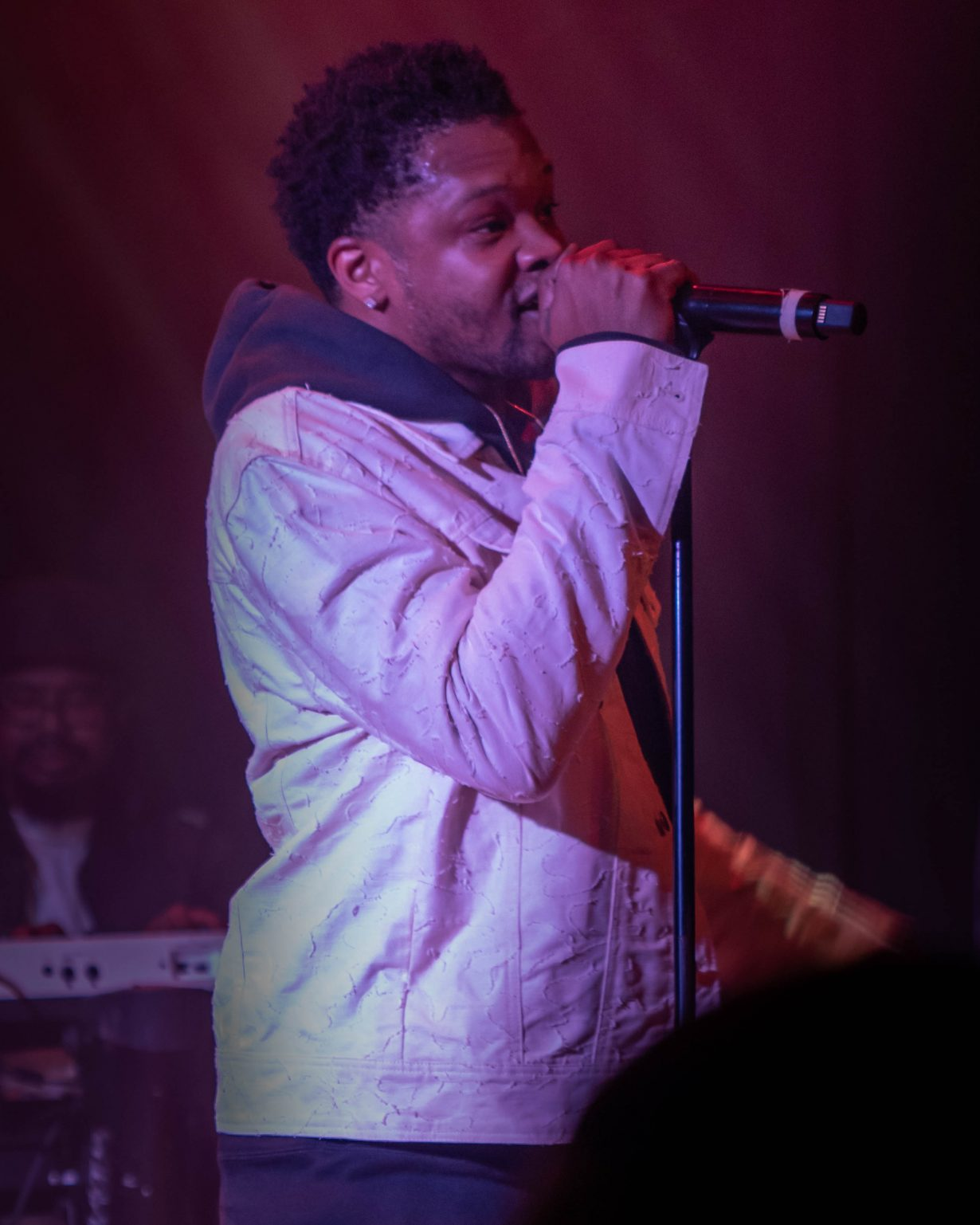 BJ The Chicago Kid. Lincoln Hall. Chicago IL. 2018. Photo by Kevin Baker. Chicago Il 6 1230x1537 The RnB Tour with Ro James and BJ The Chicago Kid Delivers Melodies from Lincoln Hall