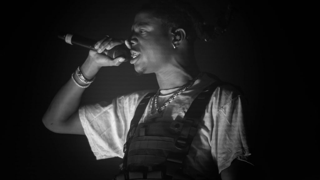 Joey Bada$$. Concord Music Hall. Chicago, IL. 2018. Photo by Kevin Baker. Chicago, Il