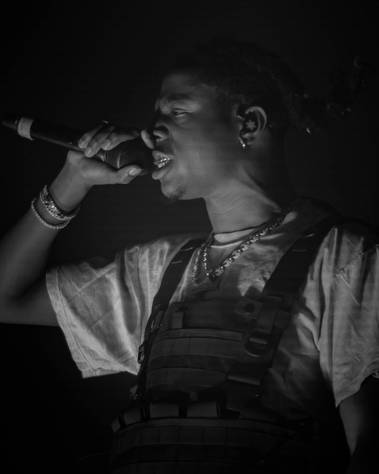 Joey Bada. Concord Music Hall. Chicago IL. 2018. Photo by Kevin Baker. Chicago Il 3 1230x1538 Photos: Joey Bada$$ AmeriKKKa Tour Chicago at Concord Music Hall