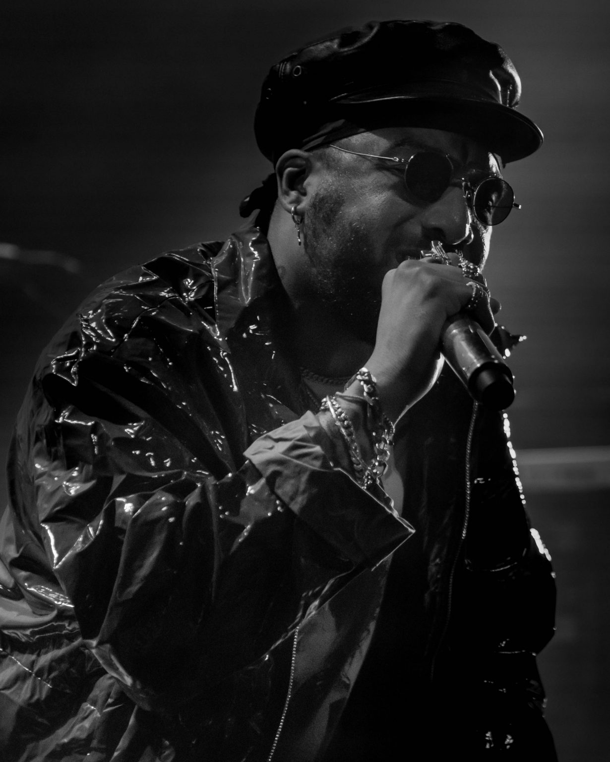 Ro James. Lincoln Hall. Chicago IL. 2018. Photo by Kevin Baker. Chicago Il 2 1230x1537 The RnB Tour with Ro James and BJ The Chicago Kid Delivers Melodies from Lincoln Hall