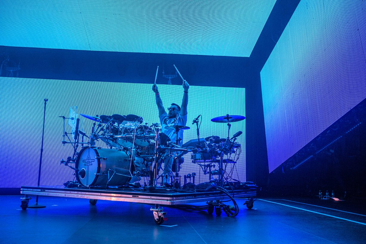 4I0A9269 1230x820 Thirty Seconds to Mars Monolith Tour brought hope and love to fans