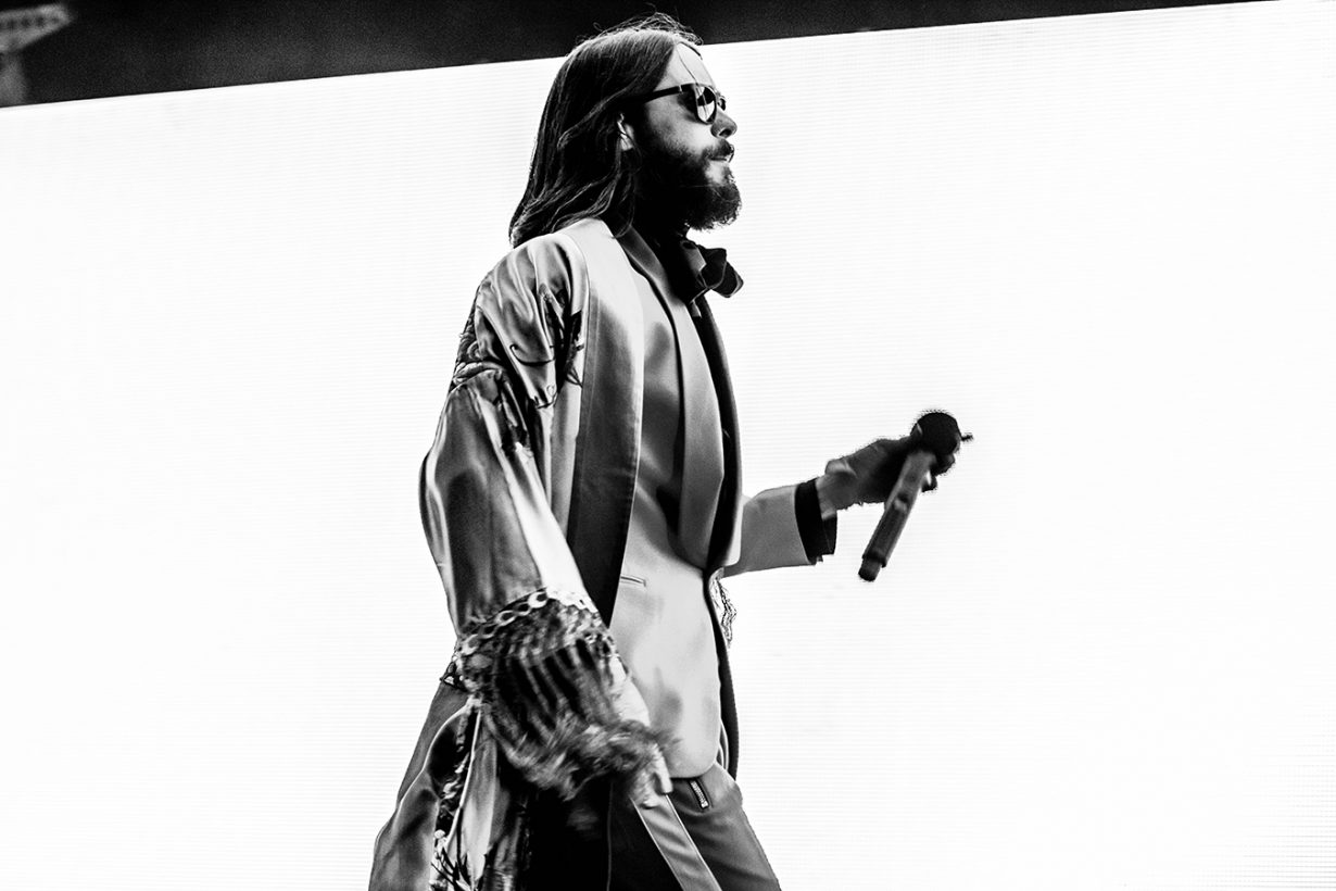 IMG 5275 1230x820 Thirty Seconds to Mars Monolith Tour brought hope and love to fans
