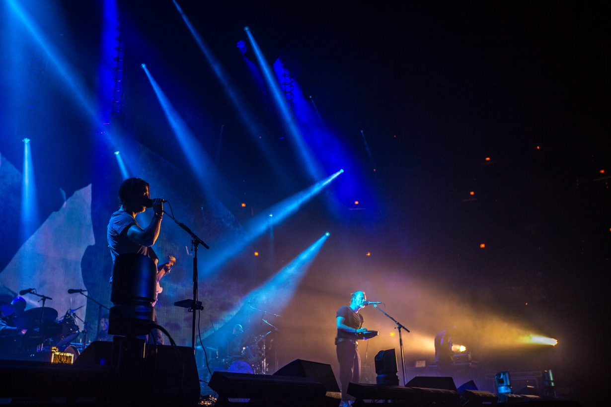 4I0A0115 1230x820 Radiohead kicks off their 2018 North American tour with an epic 2 night run at the United Center