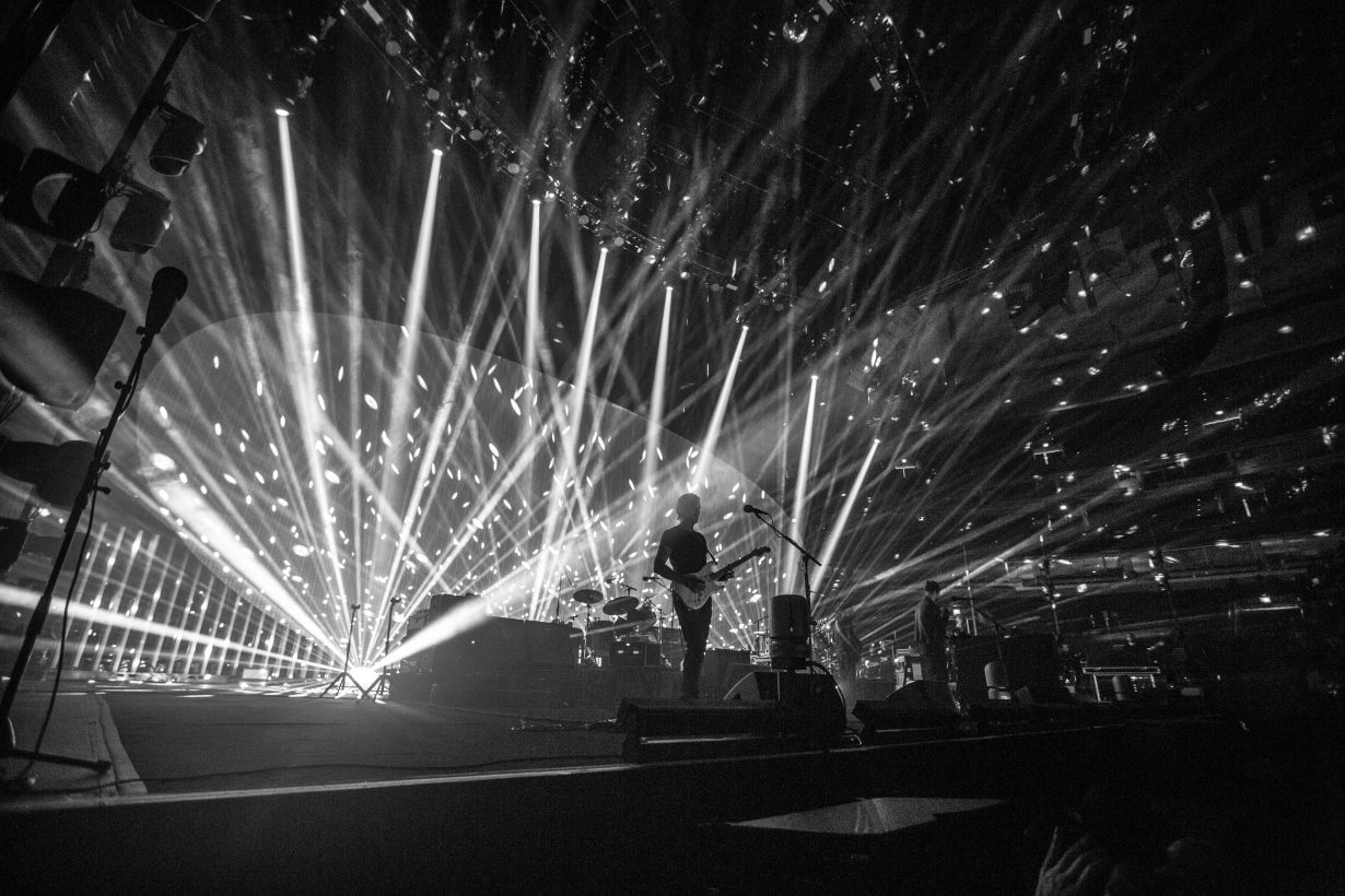 4I0A9909 1230x820 Radiohead kicks off their 2018 North American tour with an epic 2 night run at the United Center