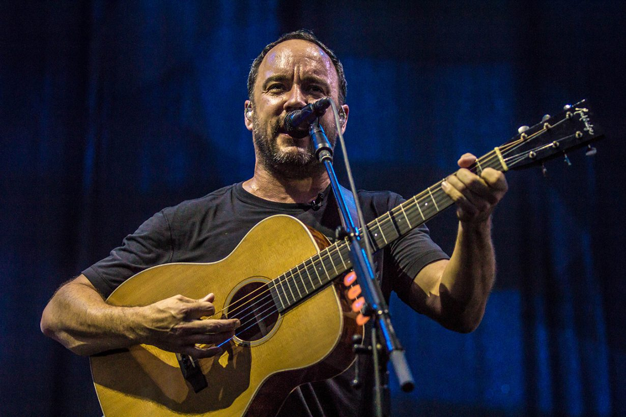 IMG 6744 1230x820 Dave Matthews Band returns after a hiatus and with a new look