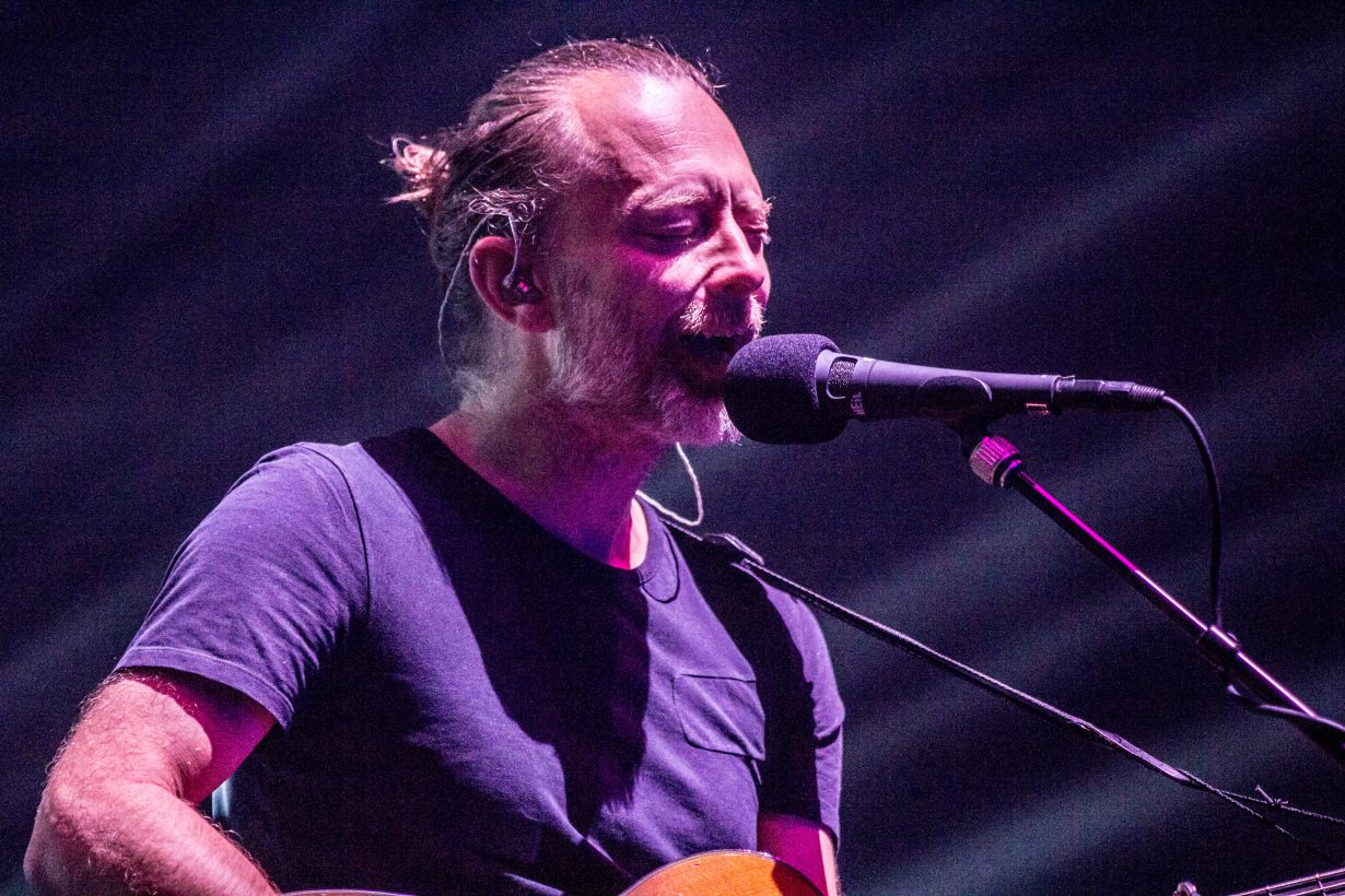 IMG 6933 1230x820 Radiohead kicks off their 2018 North American tour with an epic 2 night run at the United Center