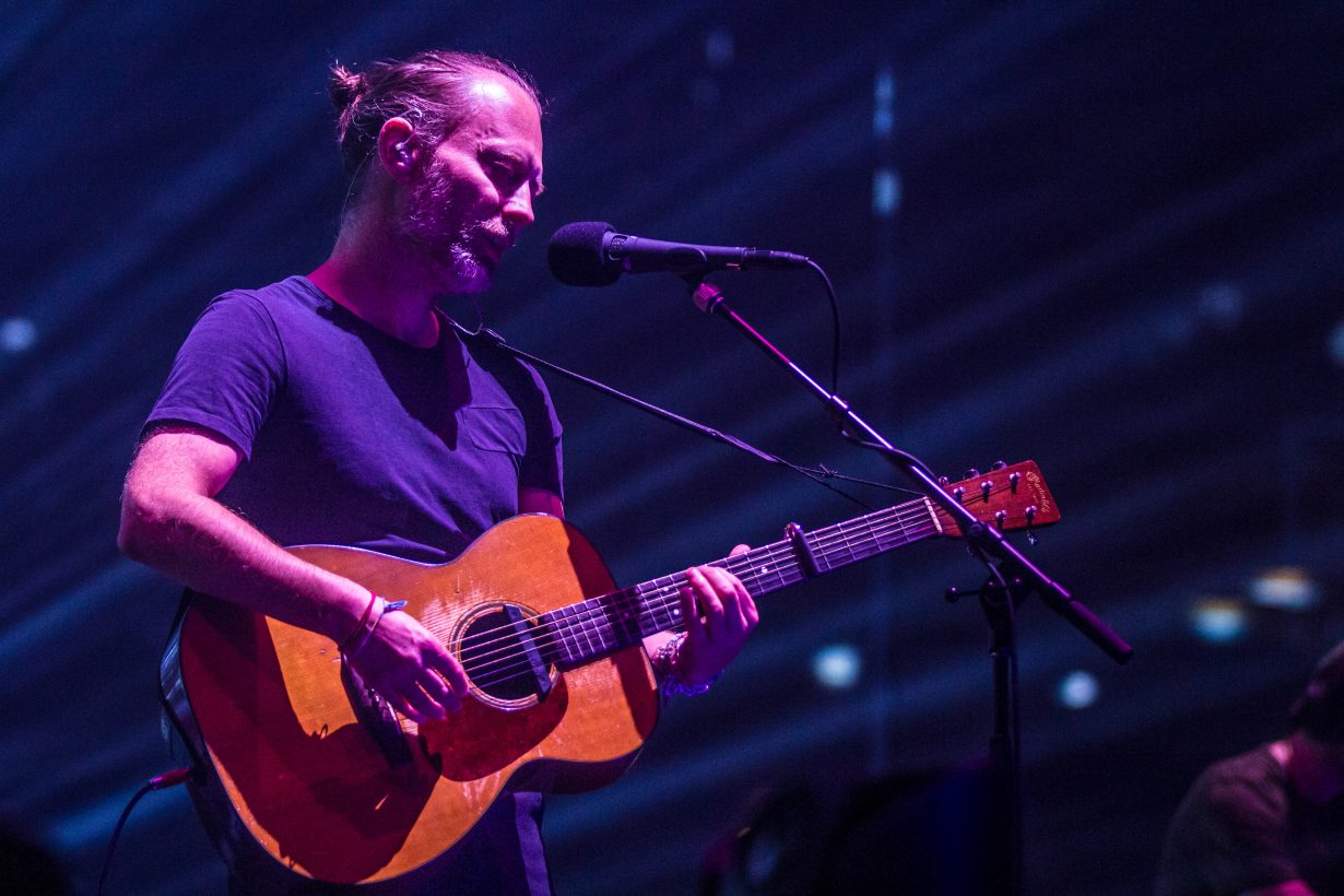 IMG 6947 1230x820 Radiohead kicks off their 2018 North American tour with an epic 2 night run at the United Center
