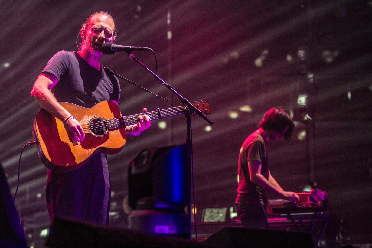 IMG 6965 1230x820 Radiohead kicks off their 2018 North American tour with an epic 2 night run at the United Center