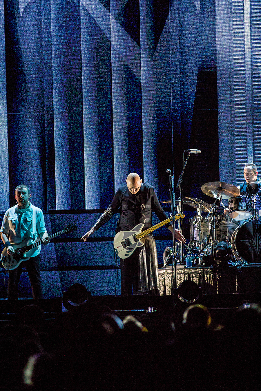 IMG 7657 Smashing Pumpkins pack the United Center for their hometown shows