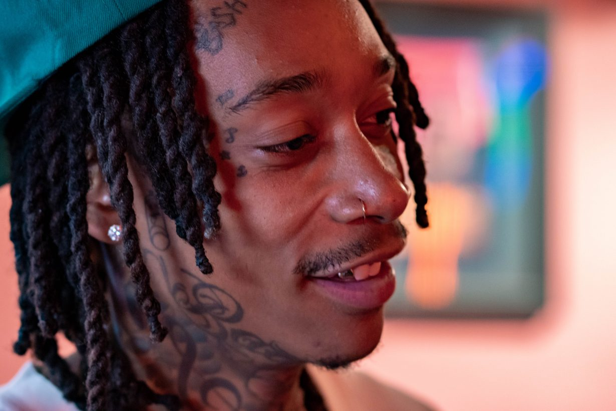 Wiz Khalifa Cook Out by Spotify. Photo by Kevin Baker @ImKevinBaker. Chicago Il  23 1230x820 Photos: Spotify presents Cook Out with Wiz Khalifa for Rolling Papers 2