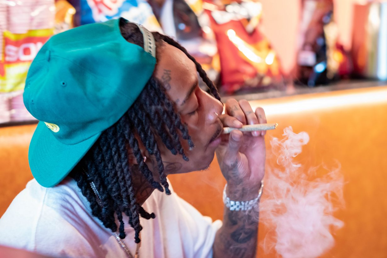 Wiz Khalifa Cook Out by Spotify. Photo by Kevin Baker @ImKevinBaker. Chicago Il  7 1230x820 Photos: Spotify presents Cook Out with Wiz Khalifa for Rolling Papers 2