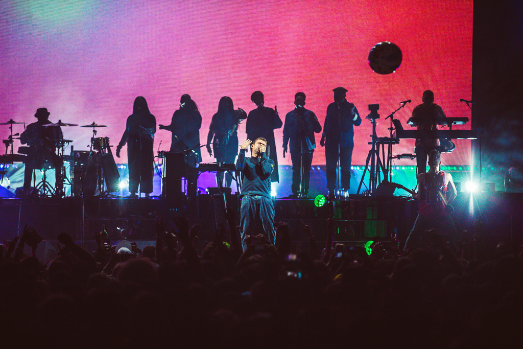 4I0A7190 Gorillaz The Now Now Tour at United Center show was a powerhouse of hits