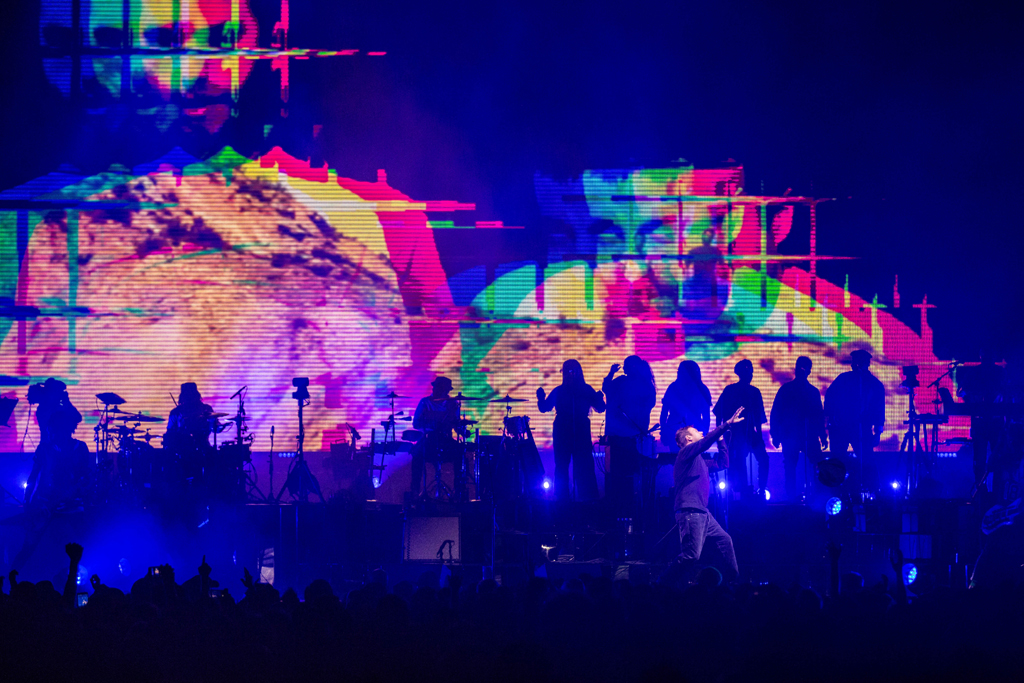 4I0A7218 Gorillaz The Now Now Tour at United Center show was a powerhouse of hits