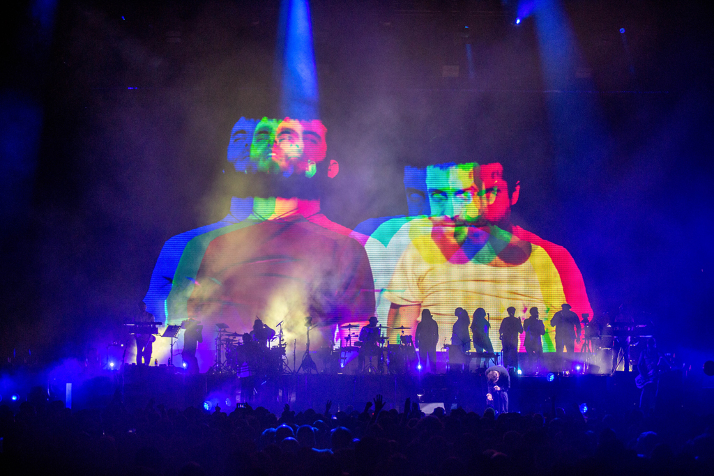 4I0A7239 Gorillaz The Now Now Tour at United Center show was a powerhouse of hits