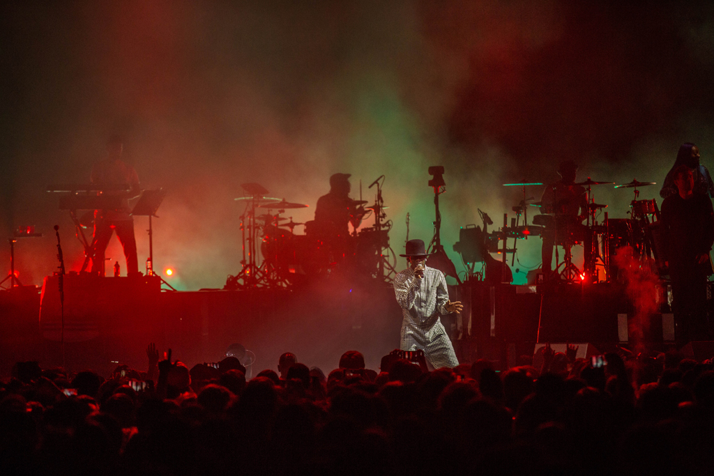 4I0A7364 Gorillaz The Now Now Tour at United Center show was a powerhouse of hits