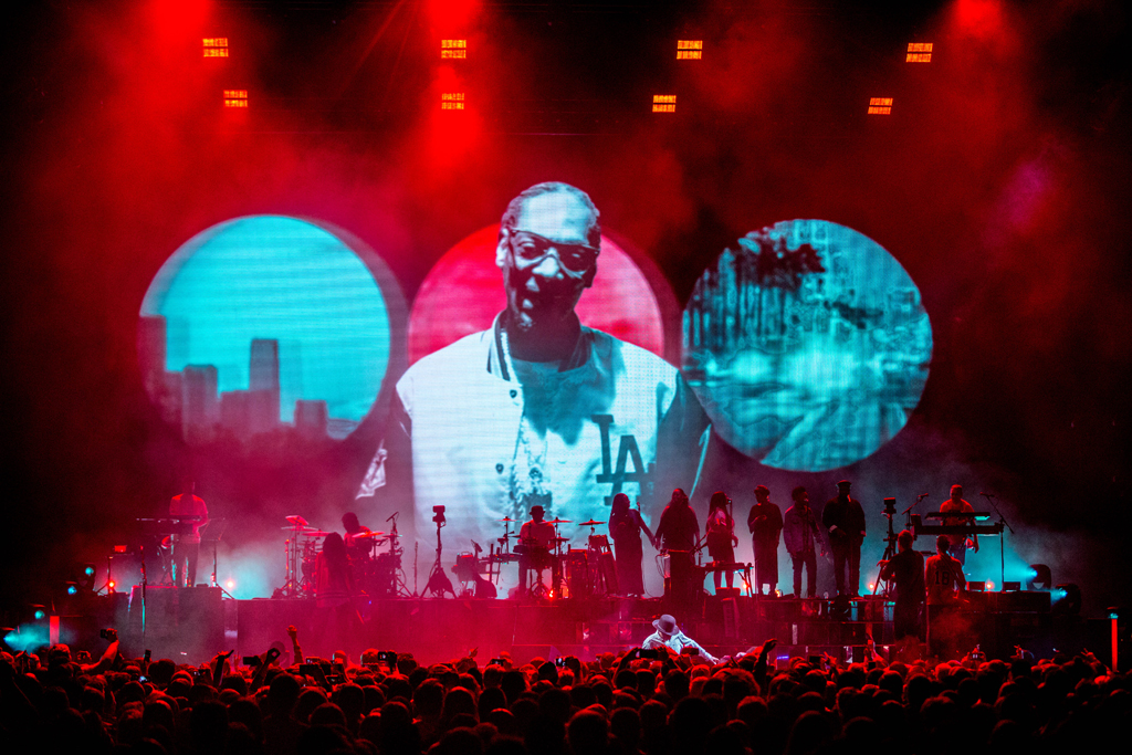 4I0A7397 Gorillaz The Now Now Tour at United Center show was a powerhouse of hits