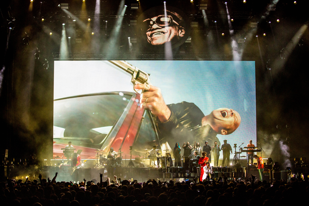 4I0A7687 Gorillaz The Now Now Tour at United Center show was a powerhouse of hits