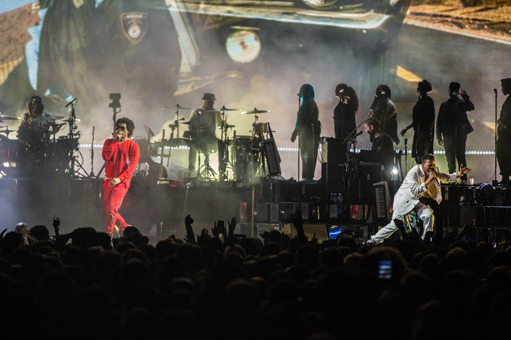 4I0A7698 Gorillaz The Now Now Tour at United Center show was a powerhouse of hits