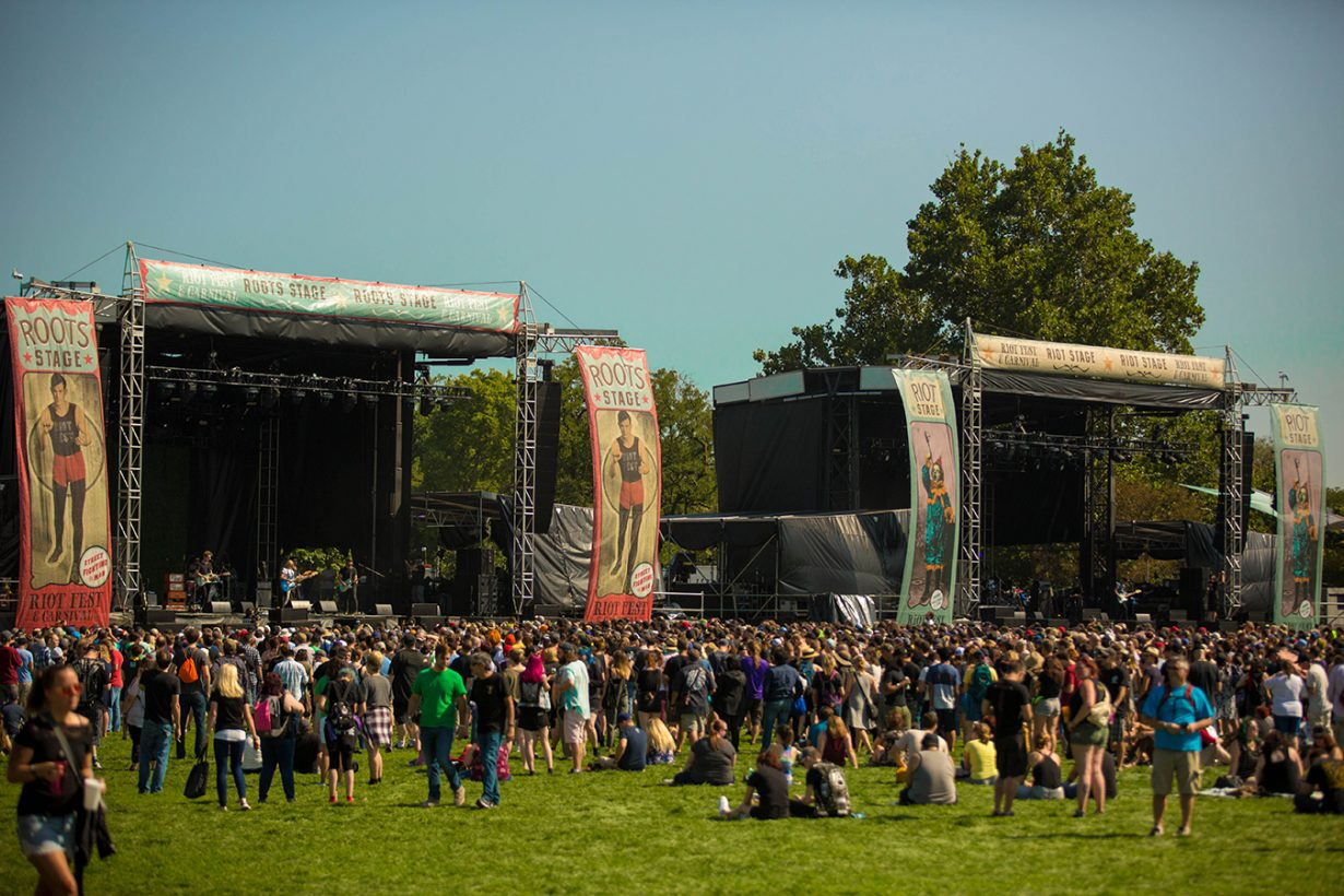 4I0A9061 1230x820 Riot Fest 2018. The Wildest and Hardest Festival in Chicago