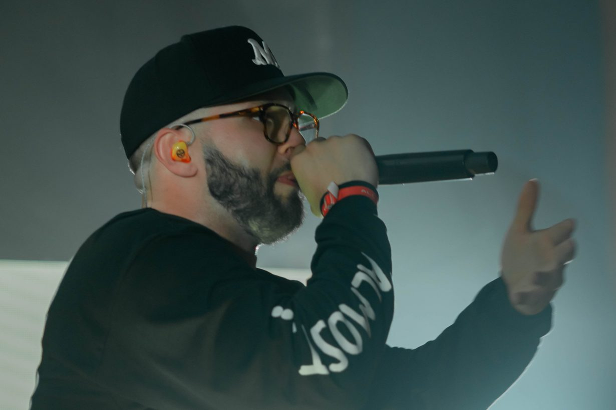 Andy Mineo. Photo by- Kevin Baker @ImKevinBaker. Chicago, Il