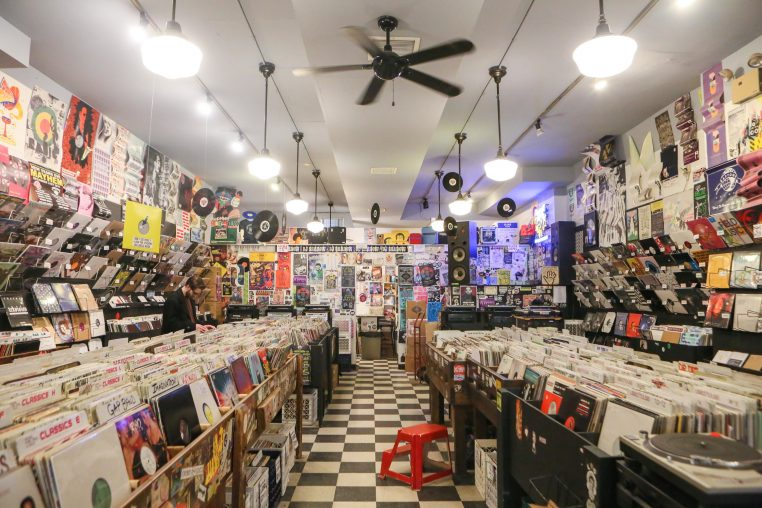 Gram 762x508 Chicago Record Store Crawl, The List You Should Follow