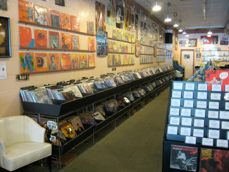 Hyde Park Records 762x572 Chicago Record Store Crawl, The List You Should Follow