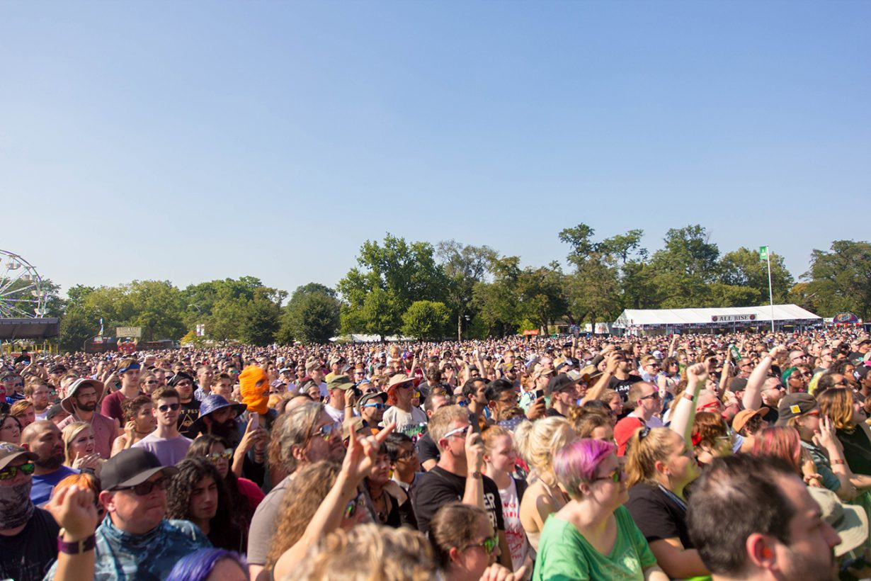 IMG 0046 1230x820 Riot Fest 2018. The Wildest and Hardest Festival in Chicago