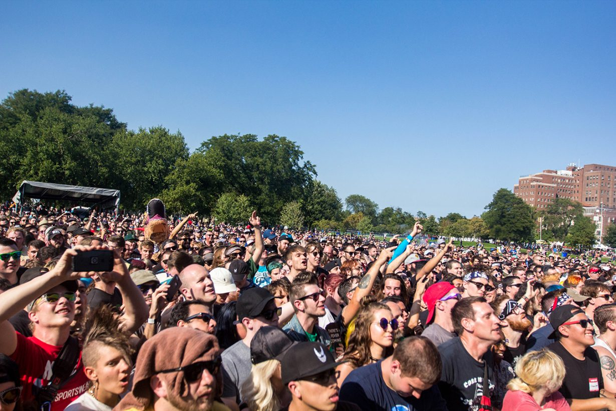 IMG 0120 1230x820 Riot Fest 2018. The Wildest and Hardest Festival in Chicago