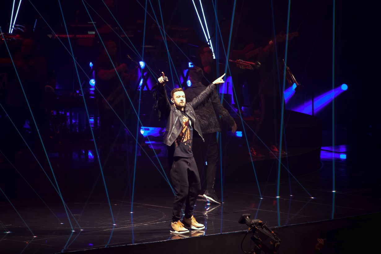 IMG 0640 1230x820 Justin Timberlake Brought Man Of The Woods to Chicago