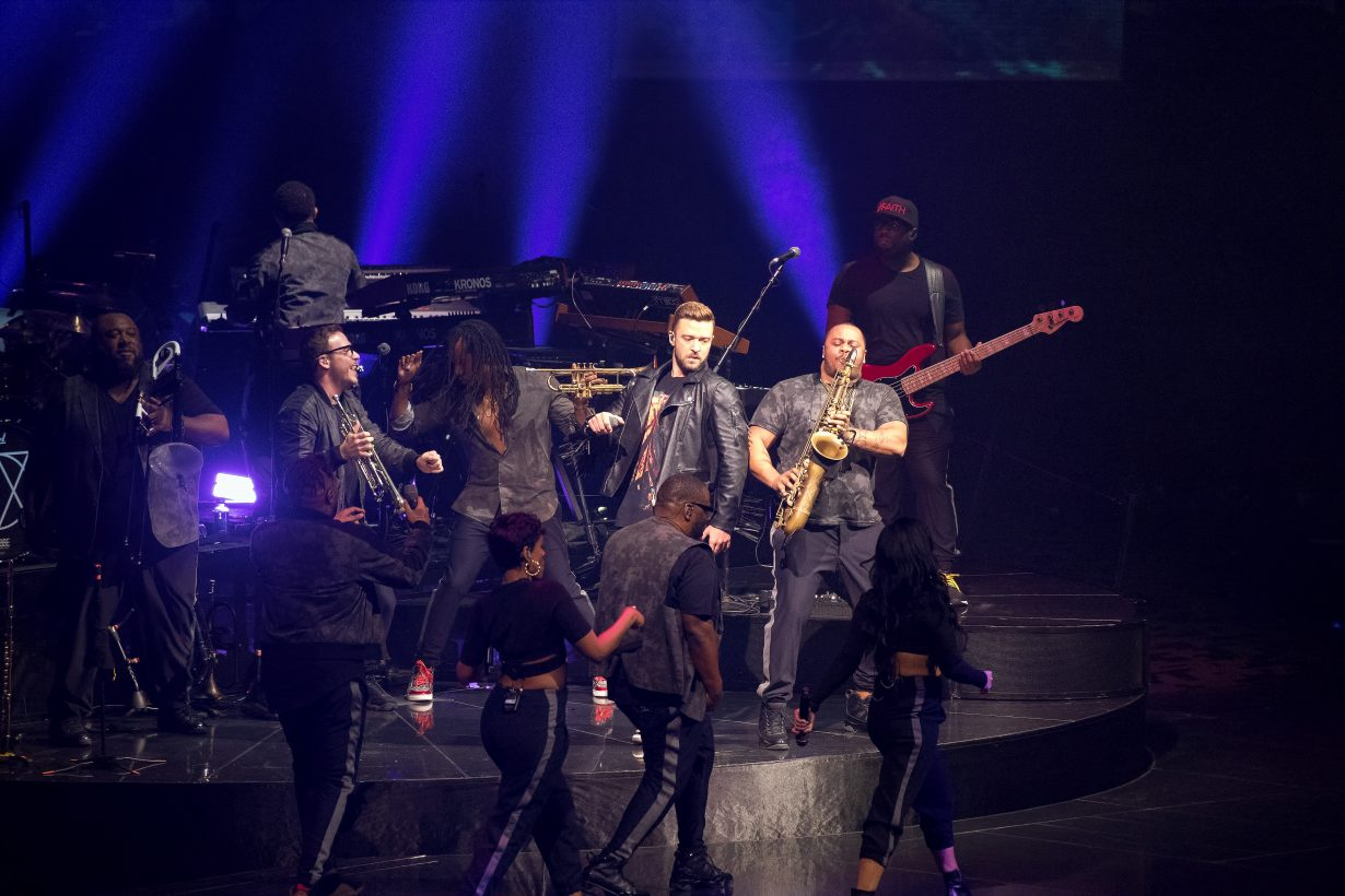 IMG 0908 1230x820 Justin Timberlake Brought Man Of The Woods to Chicago