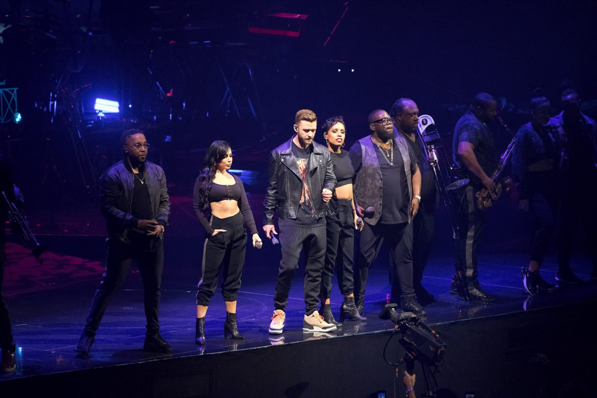 IMG 0980 1230x820 Justin Timberlake Brought Man Of The Woods to Chicago