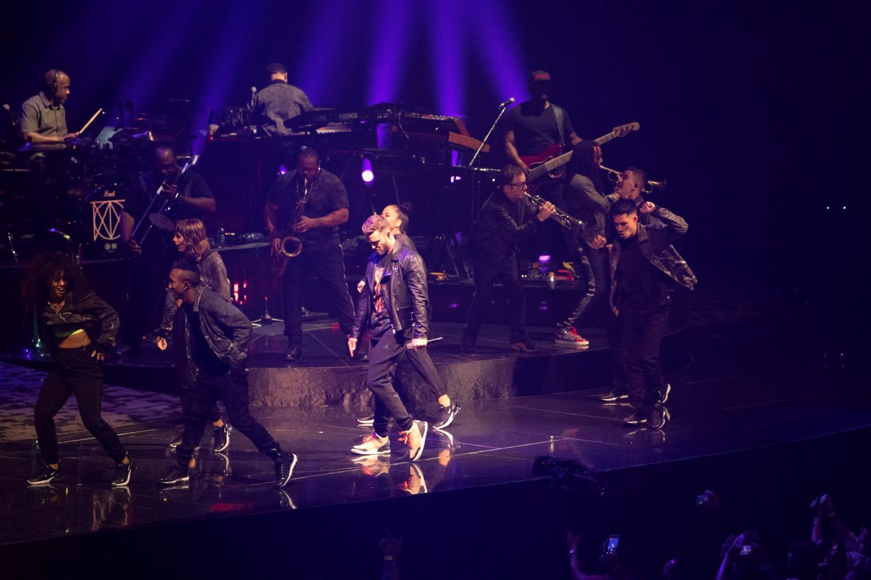 IMG 1033 1230x820 Justin Timberlake Brought Man Of The Woods to Chicago