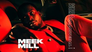 Meek Mill Motivation Tour Chicago