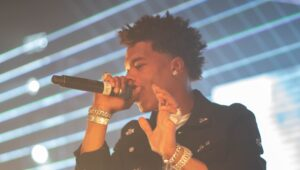 Lil Baby. Riviera Theatre. Photo by- Kevin Baker @ImKevinBaker. Chicago, Il. ChicagoMusic.com