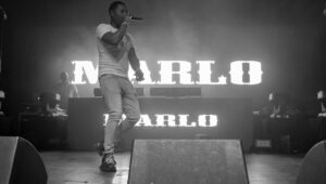 Lil Marlo. Riviera Theatre. Photo by- Kevin Baker @ImKevinBaker. Chicago, Il. ChicagoMusic.com